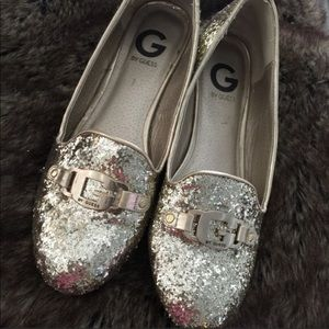 Guess Glitter Flats